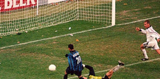 Baggio-Real-Madrid